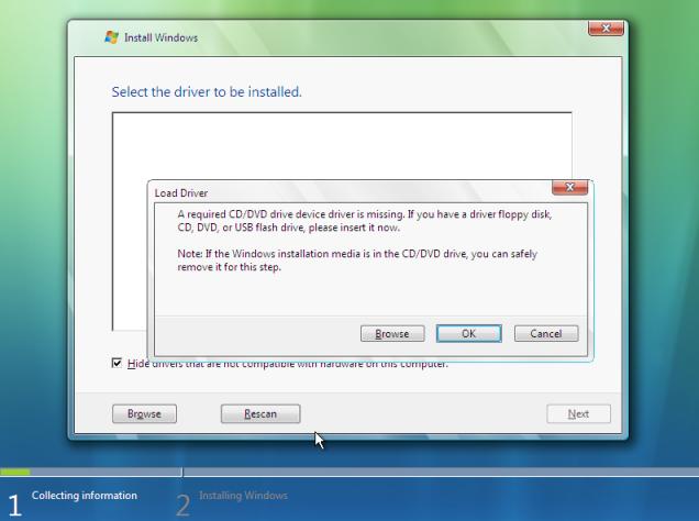Windows XP installeren met een usb-stick - CCM
