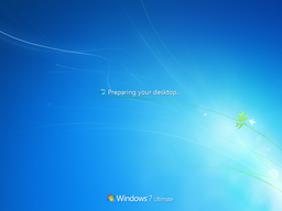 Windows 7 Hangs at Preparing Your Desktop