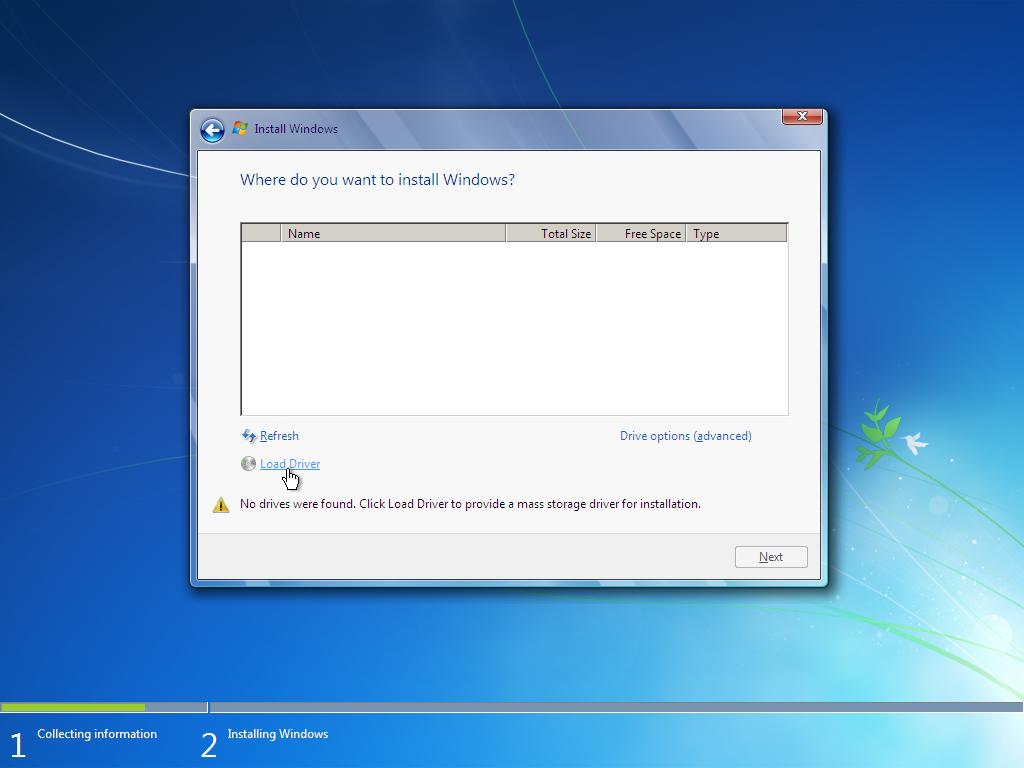 amd drivers wont install windows 7